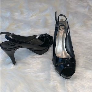 Black Heels by Guess